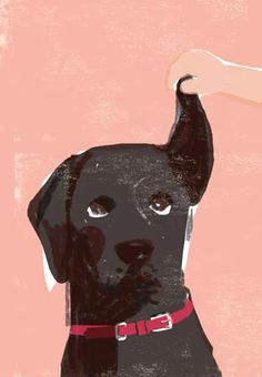 Tatsuro Kiuchi (Rub a dog's ear everyday for happiness)