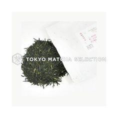 Organic Premium Kabuse Sencha Hako-iri Musume is Shaded for two weeks for harvest, the deep pine-green leaf needles give a rich aroma of umami savoriness. Sencha Green Tea, Green Leaves, Matcha, Tokyo, Organic, Tokyo Japan