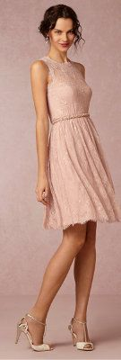 What Color Shoes Accessories Should I Wear With A Rose Quartz Dress The Event Is My Daughter S Wedding