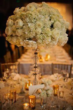 Brides: Tennessee Wedding at Nashville's Schermerhorn Symphony Center: Photos