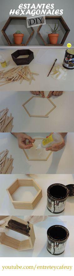 DIY súper fácil y hermoso. Est