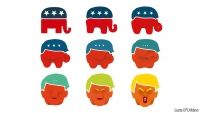 The Republican Party is organised around one man - The Trump presidency