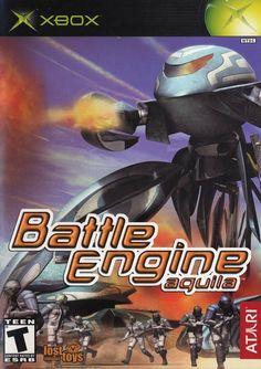 Battle Engine Aquila (Microsoft Xbox, 2003) Complete
