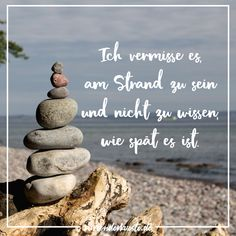 (notitle) The post appeared first on Urlaub. Am Meer, Positive Thoughts, Garden Sculpture, Positivity, Shit Happens, Humor, Outdoor Decor, Sea, Lyrics
