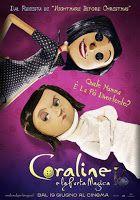CORALINE E LA PORTA MAGICA | Rolandociofis' Blog Coraline, Horror Books, Cinema, Film, Blog, Movies, Psicologia, Movie, Films