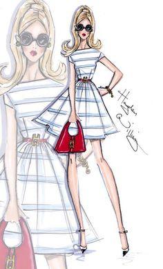 iPhone Case Gallery 3433: #Hayden Williams Fashion Illustrations ...