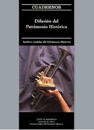 PH cuadernos 7: Difusión del Patrimonio Histórico