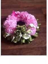 Memorial Day Flower Arrangements for Grave   funeral memorial tribute grave flowers. Artificial flower arrangements ...