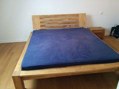 Bett 180x200cm + Matratze in Möbel & Wohnen, Möbel, Betten & Wasserbetten   eBay!