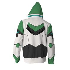 Legendary Defender Hoodies Paladin Pidge Zip Up Hoodie – jphoodies Voltron Hoodie, Voltron Cosplay, Zip Hoodie, Pullover, Paladin, Comfortable Fashion, Hoodies, Sweatshirts, Zip Ups