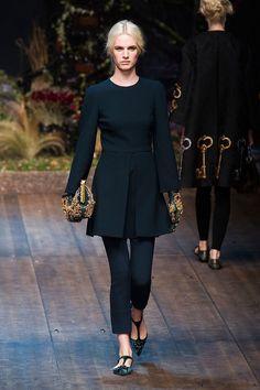 Dolce & Gabbana Fall 2014 #MFW