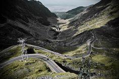 Transfagarasan pass, Romania