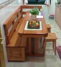 Bancos Para Mesas De Comedor. Si Buscas Mesa Comedor Desayunador Dos ...