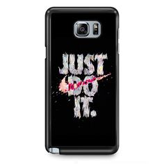 Just Do It TATUM-6007 Samsung Phonecase Cover Samsung Galaxy Note 2 Note 3 Note 4 Note 5 Note Edge