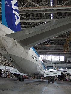 飛行機整備