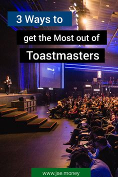 3 Ways to get the Most out of Toastmasters Golf Events, Team Building Events, Different Types, Bright Future, Trade Show, Corporate Events, Helping People, Planets, How To Get