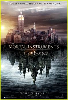 Of the Upcoming Mortals and Cities. Can't Wait!!!