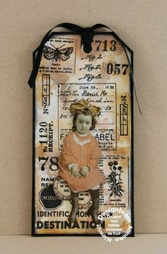 Tim Holtz, Paper Dolls, Vintage Black, Scrap, Black And White, Decor, Decoration, Black N White, Black White