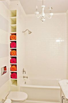 10 Ways To Creatively Add Storage To Your Bathroom