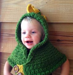 Items similar to The Drako hood- children's hooded cowl on Etsy Novelty Hats, Hooded Cowl, Hoods, Crochet Hats, Dragon, Trending Outfits, Handmade Gifts, Crafts, Character