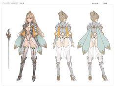 이미지 보기 : 네이버 카페 Female Character Concept, Character Model Sheet, Female Character Design, Character Modeling, Character Creation, 3d Character, Character Design Inspiration, Fantasy Characters, Anime Characters