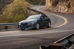2016 Mazda 3 Hatchback Drive