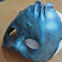 Fosshape material, interesting way to make costume heads | головные ...
