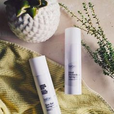 Heat protection from Sea Salt Spray, Cute Winter Outfits, Blow Dry, Pillar Candles, Hair Inspiration, Modern, Cool Hairstyles, Hair Color, Create
