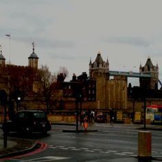London Bridge and the Tower of London