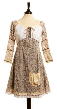 Kleid Zuloaga - Flores von Ian Mosh, Elle & Belle
