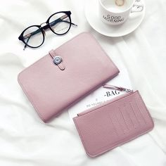 Quality leather wallet,Europe America Style Round Buckle Wallets Embossed Long Passport Holder, Ladies Leather Wallet. Detail : http://ali.pub/23arnr