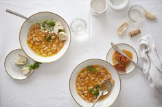 Mourning the end of summer? This warm and hearty soup will have you feeling cozy, satisfied, and loving fall in no time.