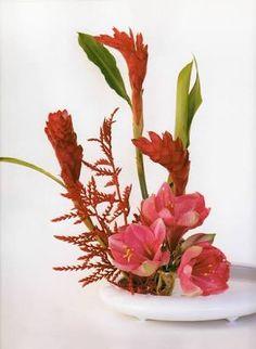 Resultado de imagen para arreglos de flores japonesas
