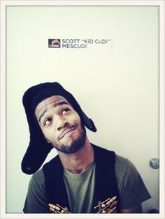 kid cudi sometimes the class clown is what your looking for