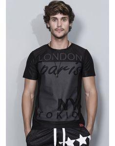 Camiseta W For Up London