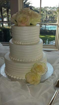 3 Tier Wedding Cake By Laureta Publix