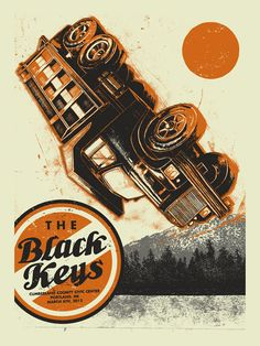 The Black keys at Cumberland County Civic Center, by The Bungaloo