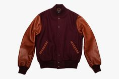 Unis Fall/Winter 2013 Varsity Jackets
