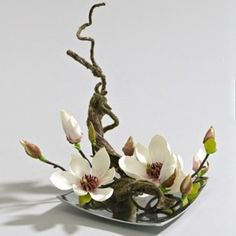 ikebana flower decoration wedding inspiration