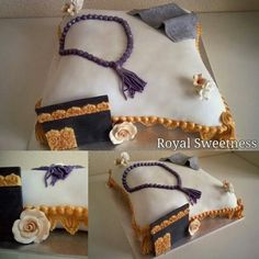 Mekkah umrah/hadjj pillow cake