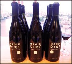 Some Barossa Valley 'Magic Dirt'...three impeccable expressions of Barossa Shiraz from Smidge Wines.