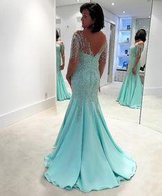 vestido de festa bordado Evening Dresses, Formal Dresses, Wedding Dresses, Long Dresses, Style Haute Couture, Ankara Dress, Beautiful Prom Dresses, Groom Dress, Stunning Wedding Dresses