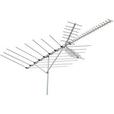 50 best history of tv antennas images outdoor antenna outdoor tv Direct TV HD Receiver channel master cm 3020 advantage 100 antenna walmart