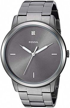 9cd1957f8195 Fossil Mens The Minimalist 3H - FS5456 Review  MensWatches Relojes Para  Hombres