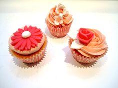 Valentijns cupcakes - Uit Paulines Keuken