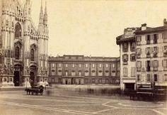 Milano, 1860, rebecchino