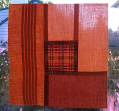 nifty quilts: Pojagi!