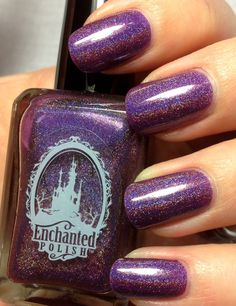 Enchanted Polish April 2013 (tis my birth month and all :) ;)