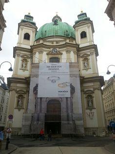 Peterskirche + Wien