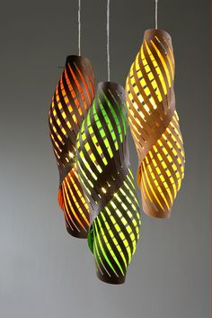 Chrysalis Pendant #Lamp #design #light